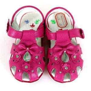 Little Girl's Strap Shoe