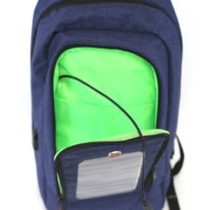 Back Bag with Phone Charger